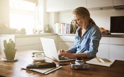 5 working from home tips