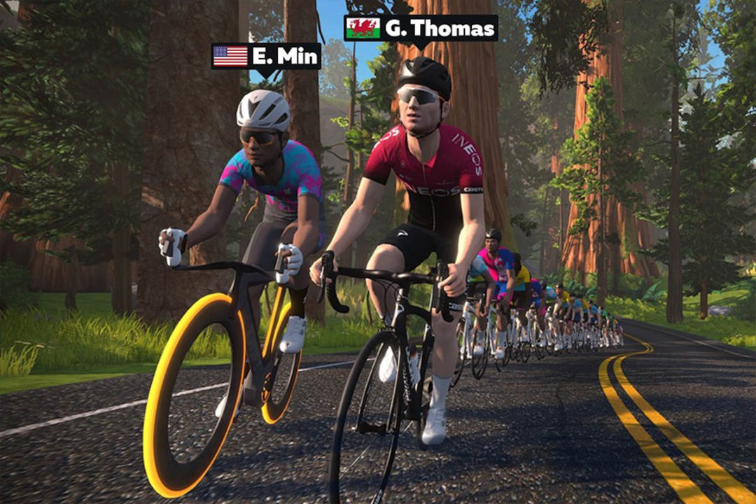 Virtual cycle with Geraint Thomas | PR events and sponsorship managers ponder the future