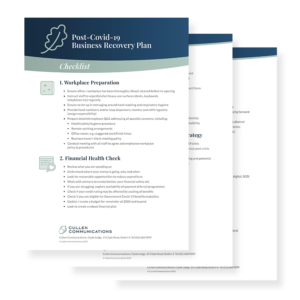 Business Recovery Plan Download
