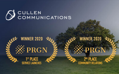 Winnings at PRGN 2020 Best Practices Awards