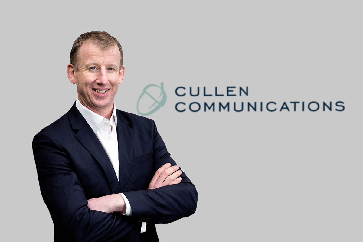 Owen Cullen, Managing Director of Cullen Communications, was today appointed Chair of the Board of the Public Relations Consultants Association (PRCA), the association that represents 30 of the leading PR agencies in Ireland.