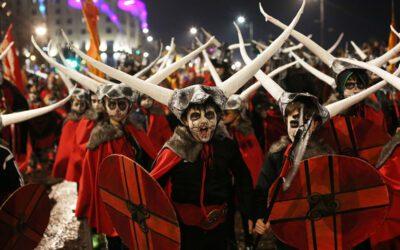 Hallowe'en: A global PR success for the Irish